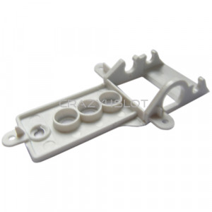 Sidewinder Hard White Motor Mount