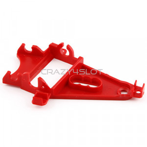Evo Extra Hard Red Triangular Aw Motor Support
