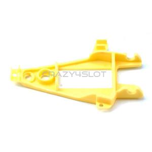 Triangular Inline Extralight Yellow Motor Mount