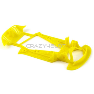 ASV GT3 Extralight Yellow Chassis