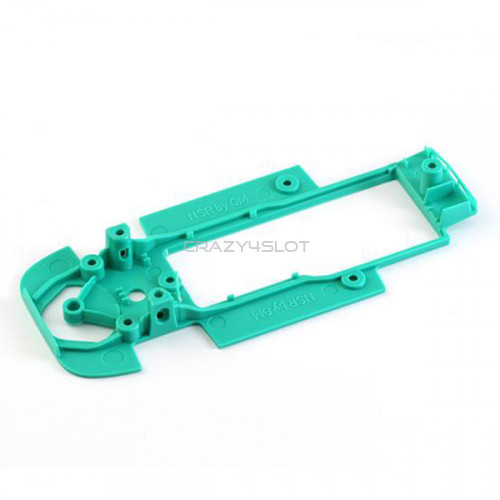 Ford MK IV Evo Extra Hard Green Chassis