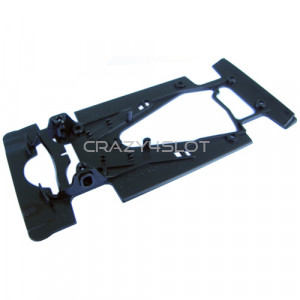 Audi R18 Medium Black Chassis