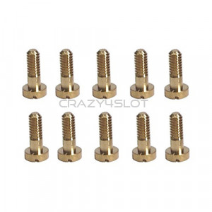 Metric Body Screws 2.2x6.5mm