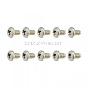 Motor Screws M2 x 3mm