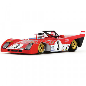 Ferrari 312 PB n.3 Monza 1972 Redman - Merzario