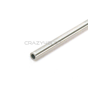 "Rectified Hollow Steel Axle 3/32"" x 55 mm"