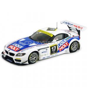 BMW Z4 GT3 24h Dubai 2011 #17 Team Engstler Liqui Moly
