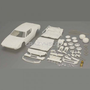 De Tomaso Pantera Gr.5 White Body Kit