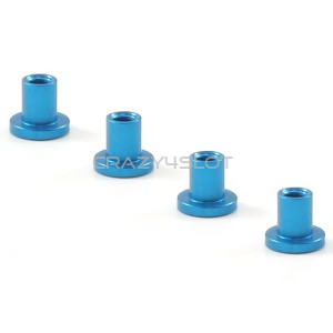 Suspension Mounts 3.5mm Blue