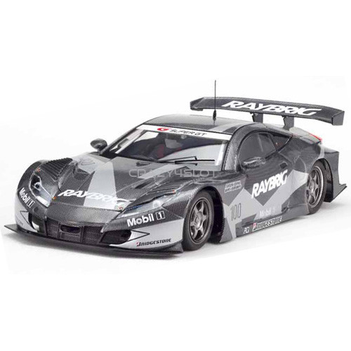 Honda HSV-10 Super GT Presentation 'Carbon'