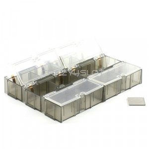 Medium Box Container 70x30mm (x6)