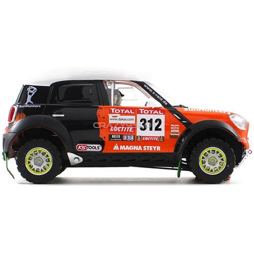 Mini All4 Dakar 2012 n.312