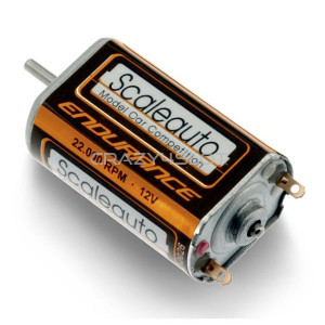 Endurance SC-26 22.000 rpm Closed Motor