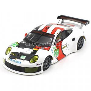Porsche 991 RSR n.91 24h Le Mans 2013