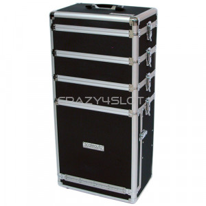Aluminium Slot Box Trolley