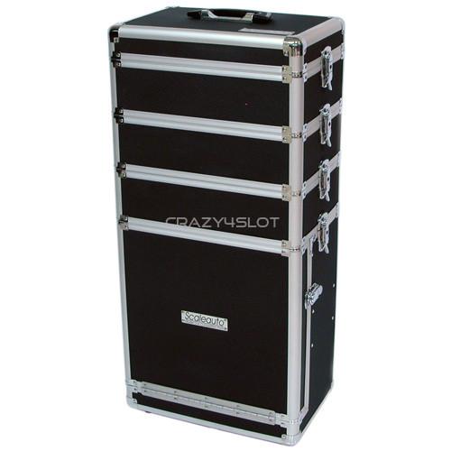 Aluminium Slot Box Trolley