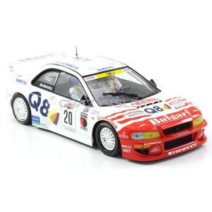 Subaru Impreza WRC Rally San Remo 1998 n.20