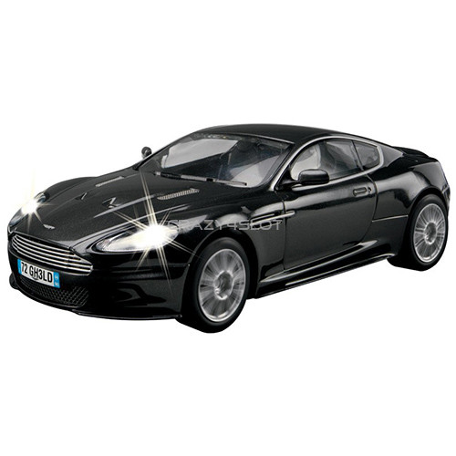 Aston Martin DBS Top Gear