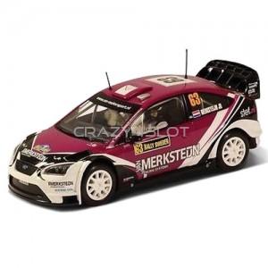 Ford Focus RS WRC van Merksteijn Motorsport