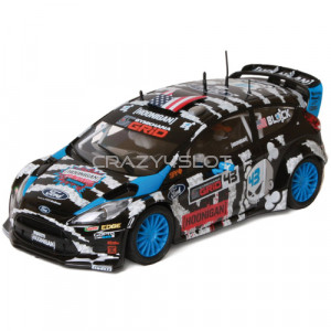 Ford Fiesta RS WRC Ken Block
