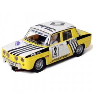 Renault 8 Gordini TS Rally Talavera '75