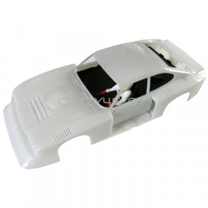 Ford Capri White Body Kit