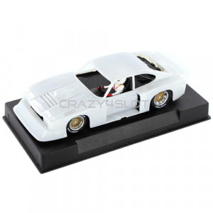 Ford Capri Zakspeed White Kit