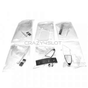 Ford Capri Transparent Parts