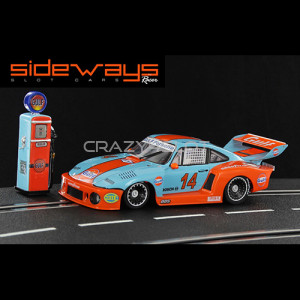 Porsche 935/77 Gulf Historical Colors Special Edition