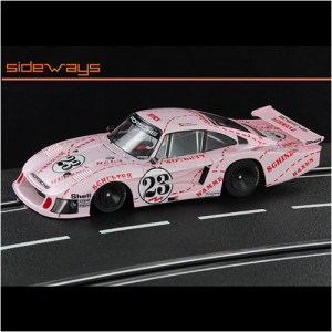 Porsche 935/78 Moby Dick - Pink Pig n.23 Special Edition