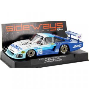 Porsche Moby Dick 935/78 Le Mans 1982