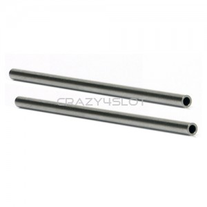 "Hollow Axles 3/32"" x 50 mm"