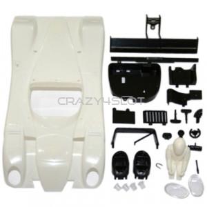 Reynard 2KQ White Body Kit