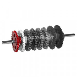 25z Anglewinder Crown Red