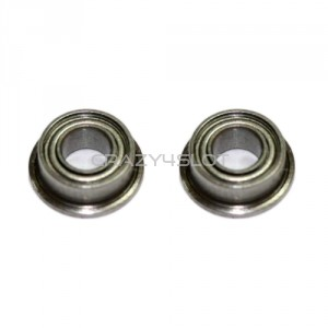 Steel Ball Bearings 1 Flanged 2.38mm