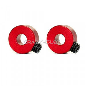 Stopper Red Low Friction 3/32''