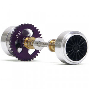 Rear Axle Kit Sidewinder 36t Small Hubs