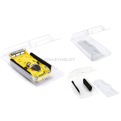 Clamshell Box for 1/32 cars