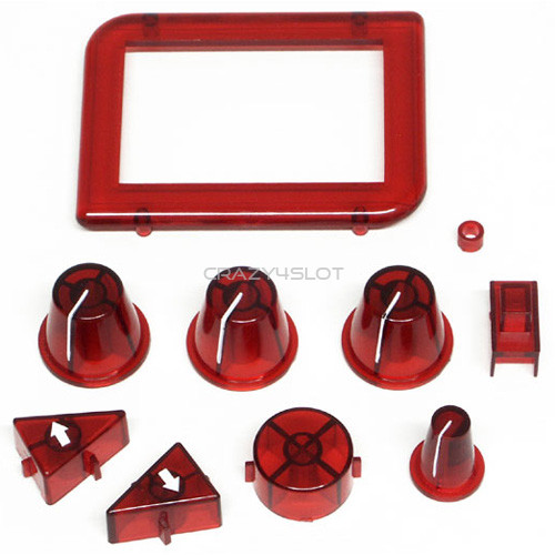 Controller Red Buttons