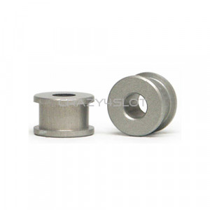 Aluminium Bushings for 3/32'' Axles