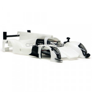 Audi R18 TDI Anglewinder Unpainted Body Kit