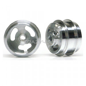 Aluminium Wheels 15.8x10mm Short Air Hub
