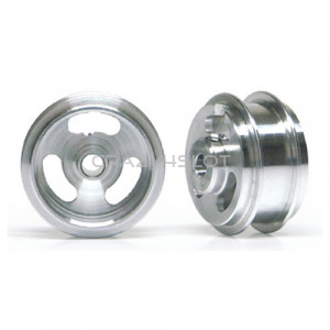 Aluminium Wheels 15.8x8.2mm Short Air Hub