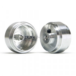 Aluminium Wheels 17.0x9.75mm Short Hub