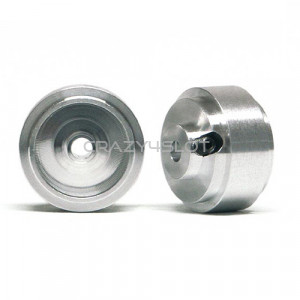Aluminium Wheels 15.8x8.2mm