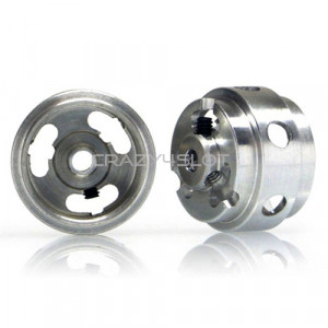 Magnesium Hollow Wheels 16.5x10mm