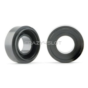 Plastic Front Wheels 17.3x8.2mm for 4Wd System