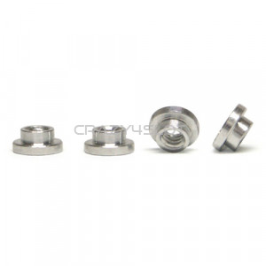 Aluminium End Run Off Nuts M2