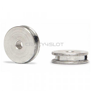 Aluminium Machined Pulleys