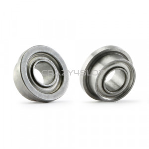 Flanged Bearings for Tensioner of 4Wd System